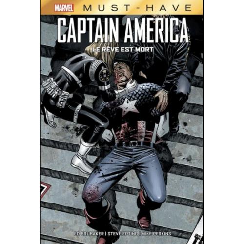 Captain America : Le rêve est mort Must-Have (VF)