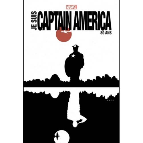 Je suis Captain America (Édition 80 ans) (VF)