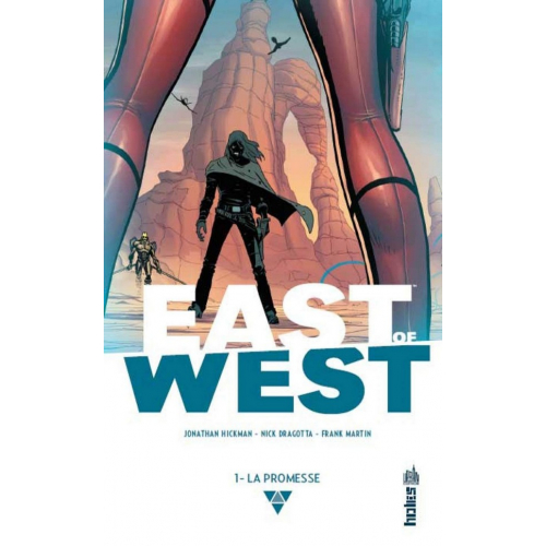 EAST OF WEST Tome 1 (VF) occasion