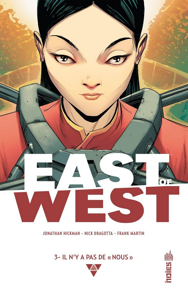 EAST OF WEST Tome 3 (VF) occasion