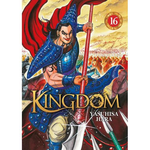 Kingdom Tome 16 (VF)
