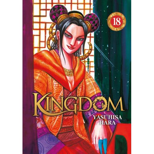 Kingdom Tome 18 (VF)