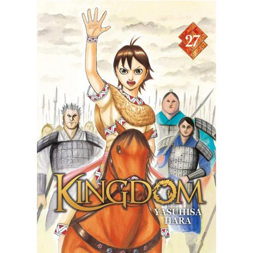 Kingdom Tome 27 (VF)