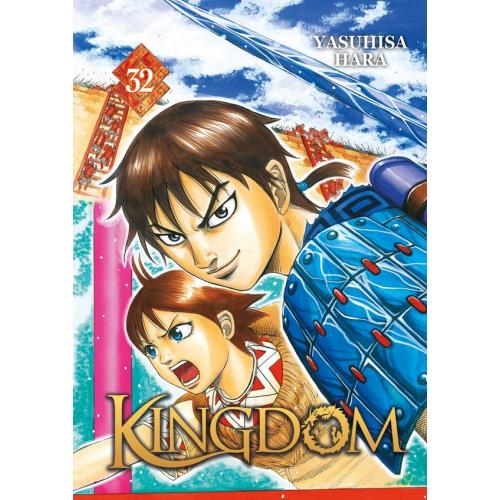 Kingdom Tome 32 (VF)