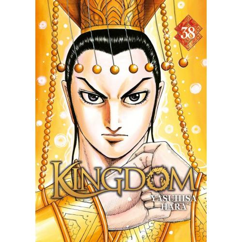 Kingdom Tome 38 (VF)