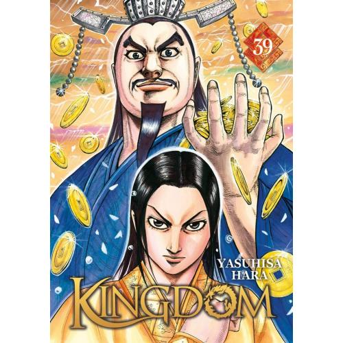 Kingdom Tome 39 (VF)