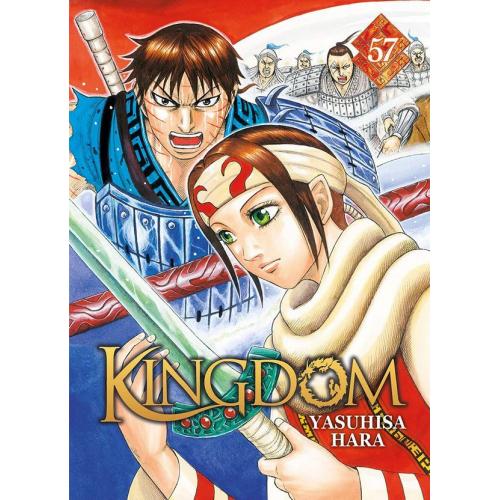 Kingdom Tome 57 (VF)