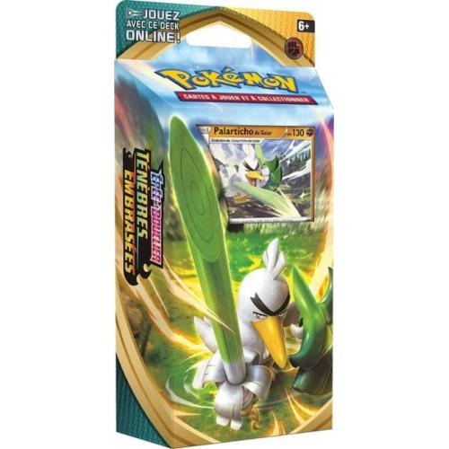 Pokémon Épée et Bouclier Épée et Bouclier Stater - Palarticho