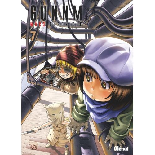Gunnm Mars Chronicles Vol. 7 (VF)