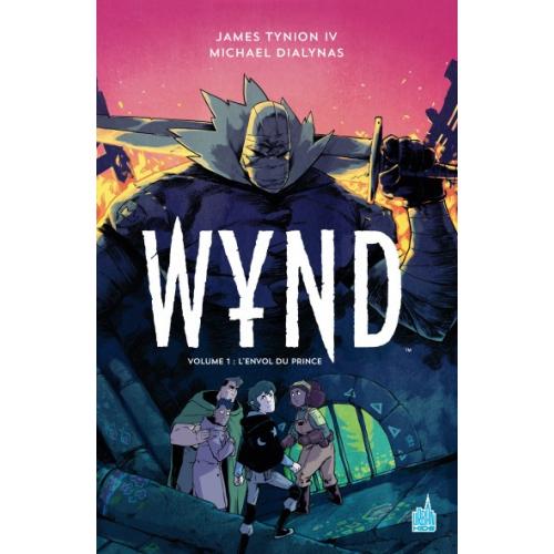 Wynd Tome 1 (VF)