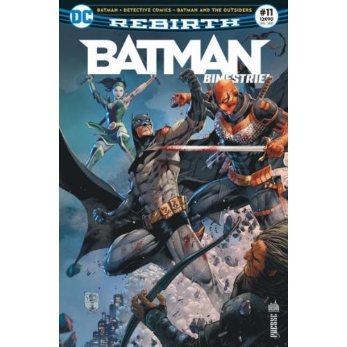 BATMAN BIMESTRIEL 11 (VF)