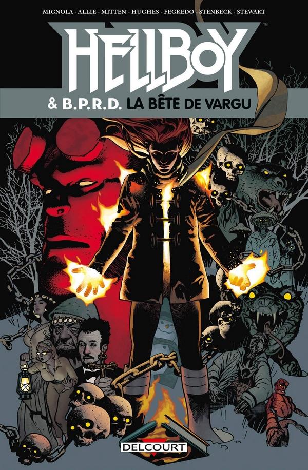 Hellboy and BPRD Tome 6 : La Bête de Vargu (VF)