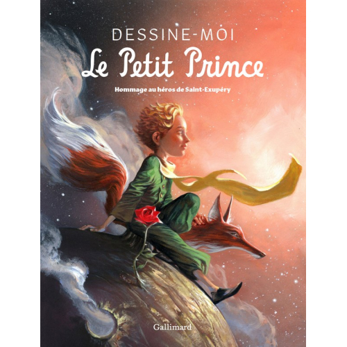 Dessine-moi le Petit Prince - Edition Collector - 500 ex - Gabriele dell'Otto - Leinil Yu - Moebius