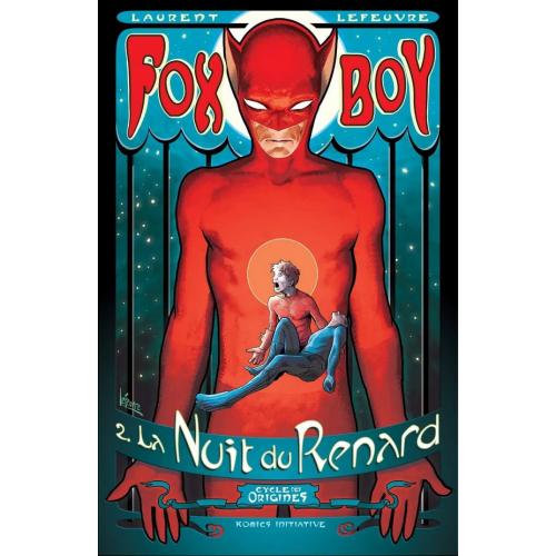 Fox-Boy Tome 2 La Nuit du Renard (VF)