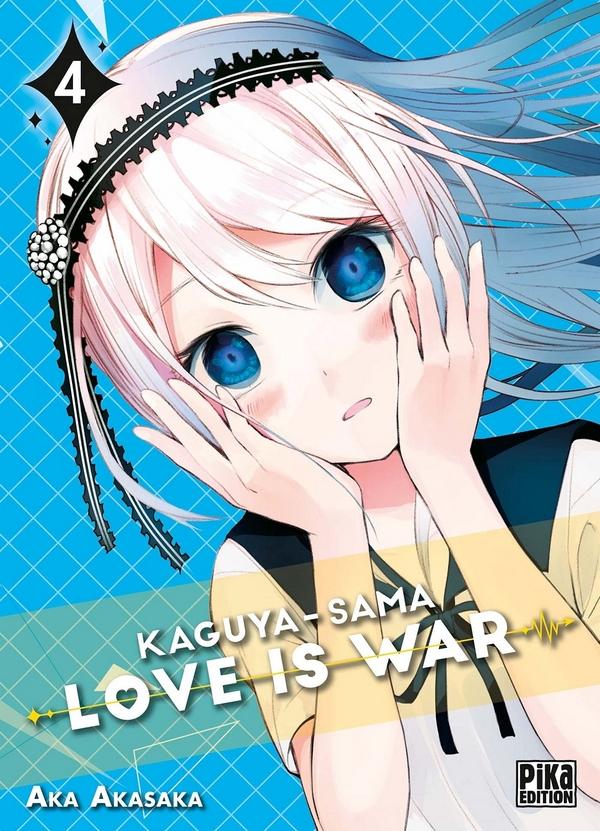 Kaguya-sama : Love is War Tome 4 (VF)