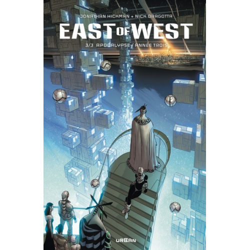 East of West Intégrale Tome 3 (VF)