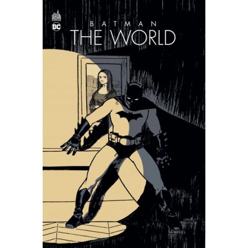 BATMAN THE WORLD EDITION VARIANTE (VF)