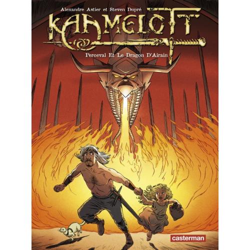 Kaamelott Tome 4 : Perceval Et Le Dragon d'Airain (VF)