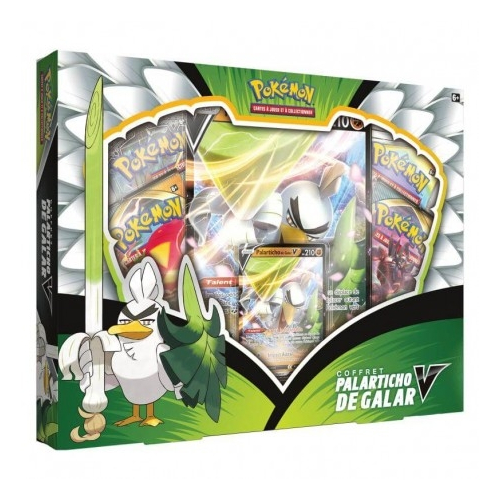 Pokemon - Coffret Palarticho de Galar