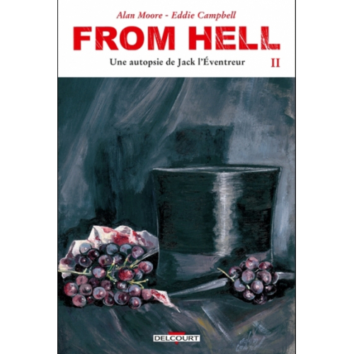 From Hell Tome 2 -Édition couleur (VF)