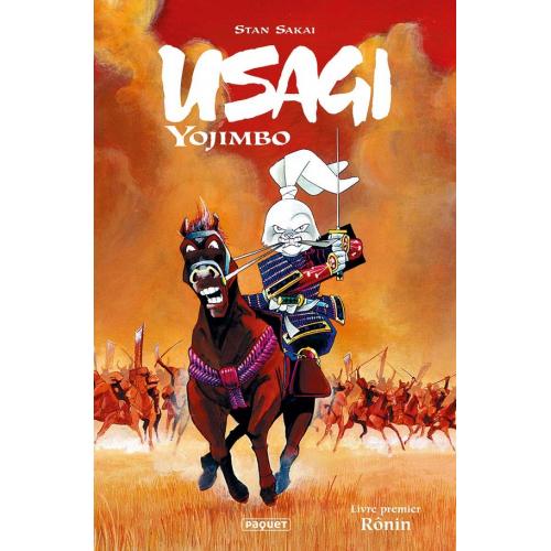 Usagi Yojimbo Tome 1 Couleur (VF)