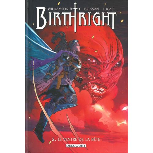 Birthright tome 5 (VF)
