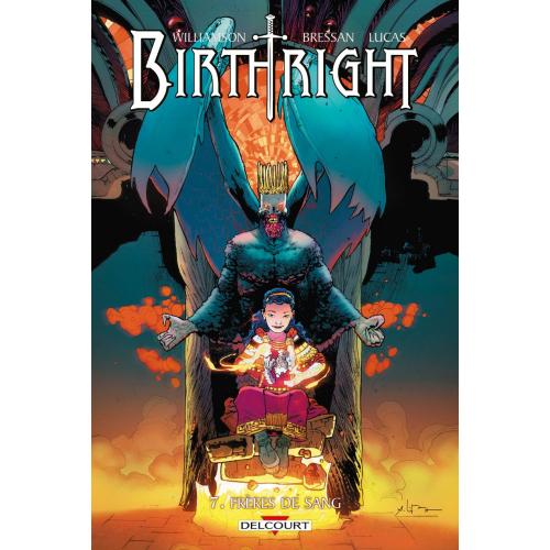 Birthright tome 7 (VF)