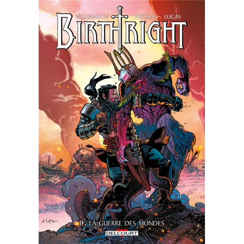 Birthright tome 9 (VF)