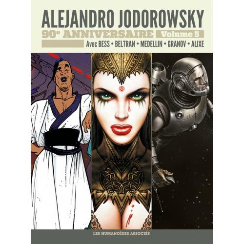 Jodorowsky 90 ans - VOLUME 5 (VF)