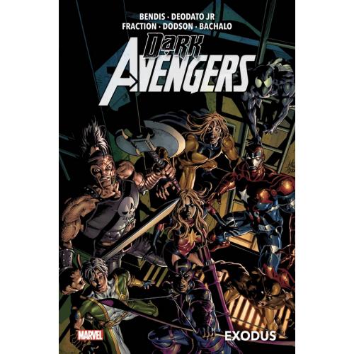 Dark Avengers Tome 2 (VF)