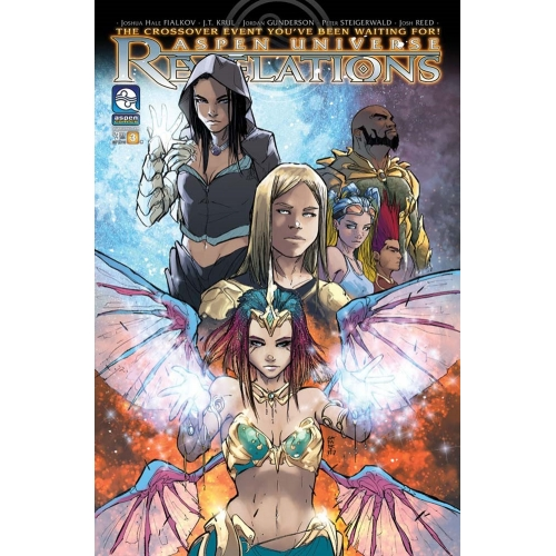 Aspen Universe Revelations 3 (C) Guiseppe Cafaro Variant (VO)