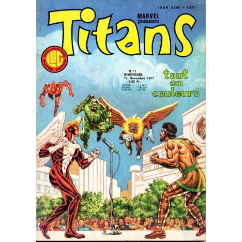 Titans N°11 (VF)