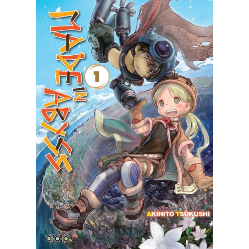 Made In Abyss Coffret Tome 1 à 5 (VF)