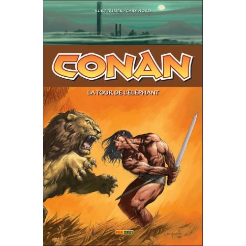 Conan - La Tour De L'éléphant (VF) Occasion