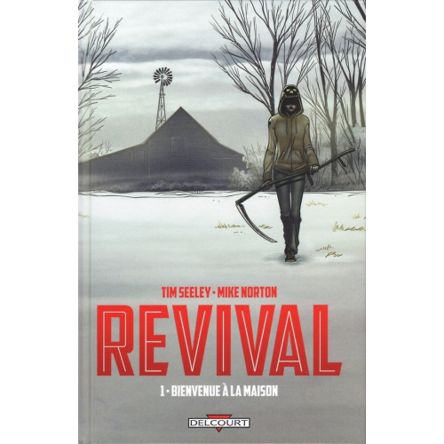 Revival Tome 1 - Bienvenue à la Maison (VF) Occasion