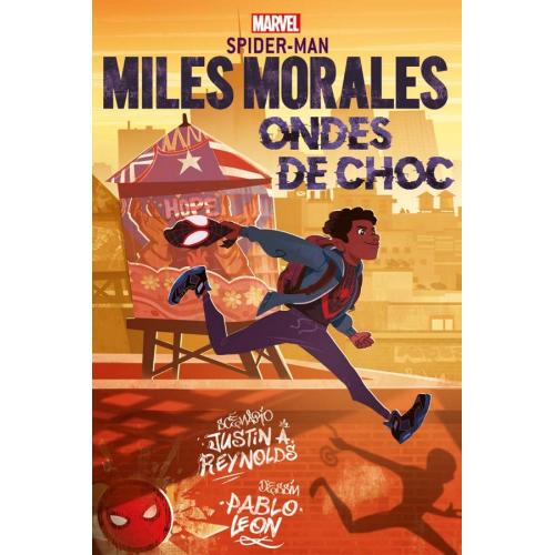 Marvel Next Gen -Miles Morales Ondes de choc (VF)