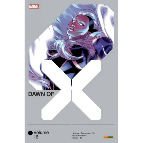 DAWN OF X 16 (VF)