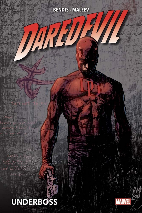 Daredevil Tome 1 Nouvelle Edition Deluxe Bendis Maleev (VF)