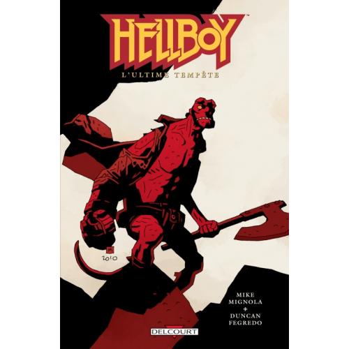 Hellboy Tome 13: L'ultime tempête (VF)
