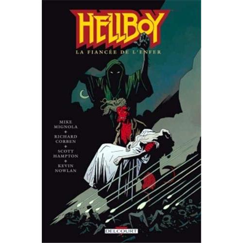 Hellboy Tome 12 : La fiancée de l'enfer (VF)
