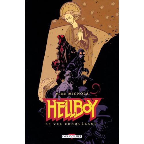 Hellboy Tome 6 : Le ver conquérant (VF)