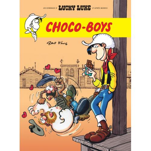 Choco-Boys - Lucky Luke vu par Ralf Konig (VF)