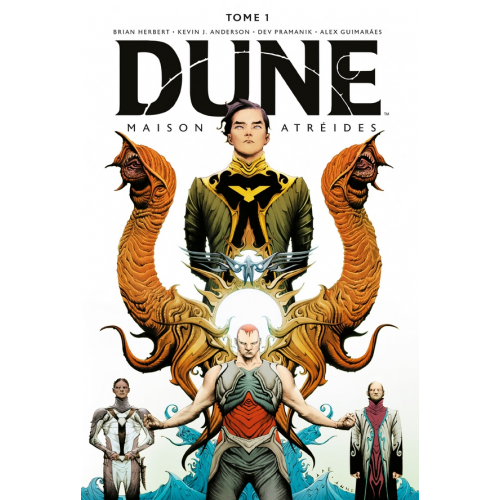 Dune : La Maison Atréides Tome 01 (VF)