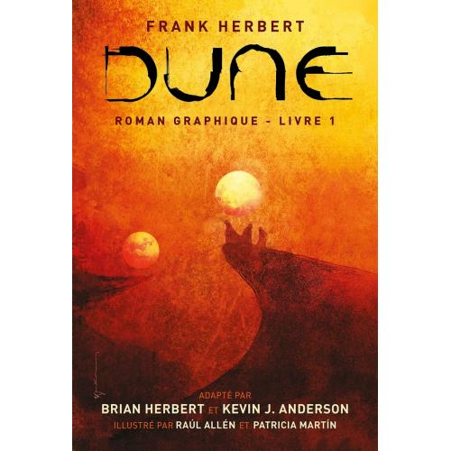 Dune : Roman Graphique Livre 01 (VF)