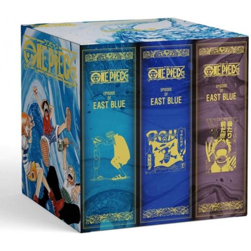 One Piece Coffret East Blue Tomes 1 à 12 (VF)