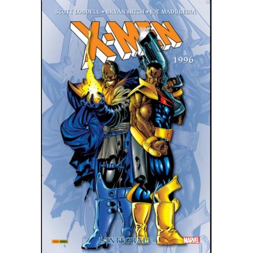 X-Men : L'intégrale 1996 (TOME 44) (VF)