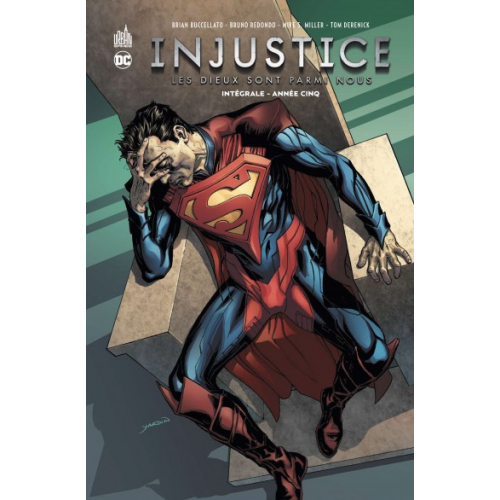 Injustice intégrale Année Cinq Tome 5 (VF)