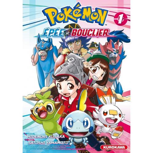 Pokémon Épée et Bouclier Tome 1 (VF)