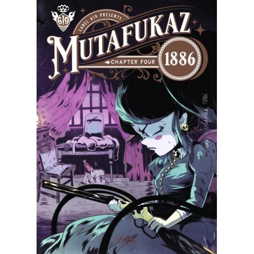 Mutafukaz 1886 Tome 4 (VF)