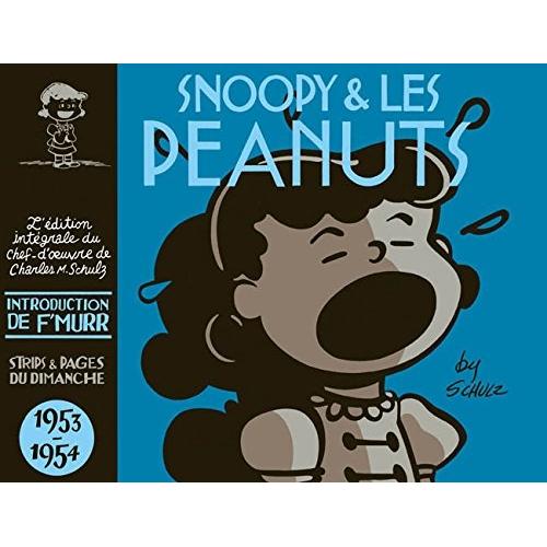 Snoopy & les Peanuts - 1953-1954 (VF)